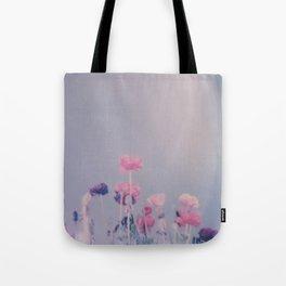 Carlsbad Flowers Tote Bag