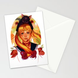 For Love and Justice Stationery Cards