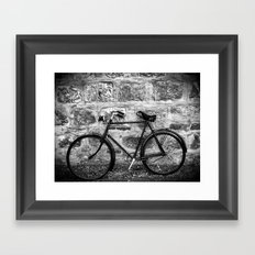 VINTAGE Framed Art Print