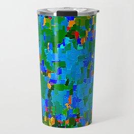 Winning blue Travel Mug