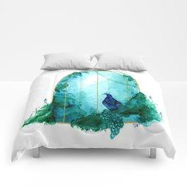 Emerald Jungle Comforters