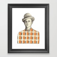 Robert Framed Art Print