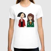 daria T-shirts featuring Daria & Jane by Marianna