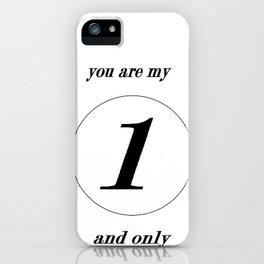 my love iPhone Case
