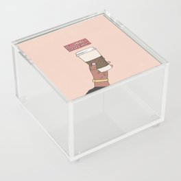 Coffee Time Acrylic Box