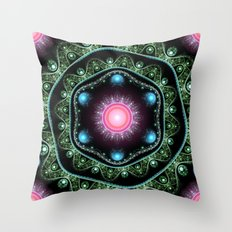 Mandala Julian Throw Pillow