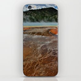 Scalding Lake iPhone Skin