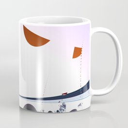 Sending messages Coffee Mug