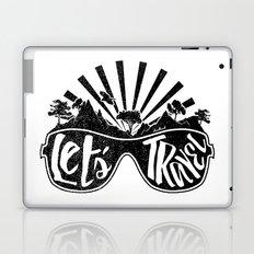 Let's Travel! Laptop & iPad Skin