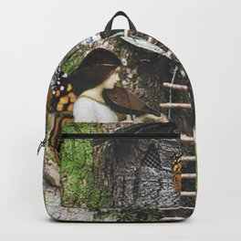 The Welcoming Backpack