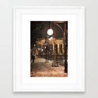 berlin Framed Art Prints featuring Berlin by Sébastien BOUVIER