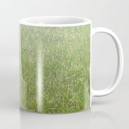 Light-to-Dark Green Ombre Gradient Grass Coffee Mug