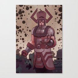 Galactus Canvas Print
