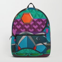"""""""Dive in, the waters Good"""" Backpack"""