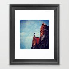 ROOST Framed Art Print