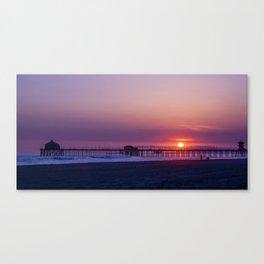 Southside Canvas Print