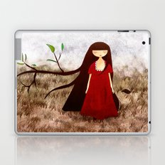 Branch Hair Laptop & iPad Skin