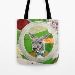 Giles 'Jocko' Keyton Tote Bag