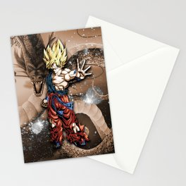 Goku Dragon Ball  Stationery Cards