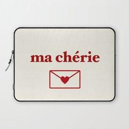 ma cherie, my sweetheart Laptop Sleeve
