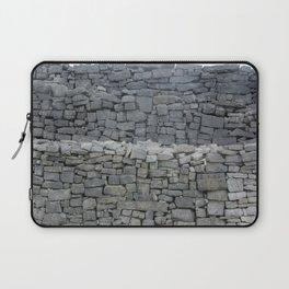 Dry stone wall Laptop Sleeve
