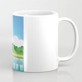 Brooklyn Brownstones Coffee Mug