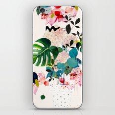 Jane Soleil iPhone & iPod Skin