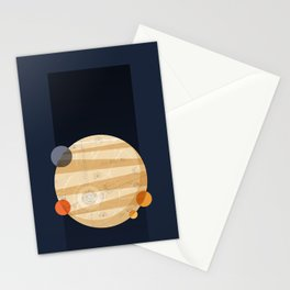 Except Europa Stationery Cards