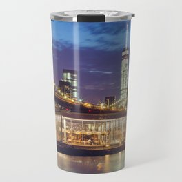 New York Views Travel Mug