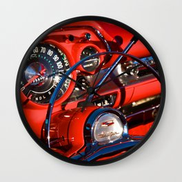 Chevrolte Wall Clock