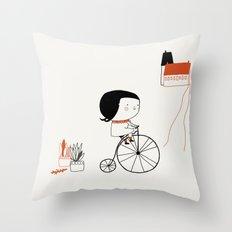 Hectora 2 Throw Pillow
