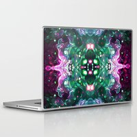 kaleidoscope Laptop & iPad Skins featuring Kaleidoscope by Mark Kriegh