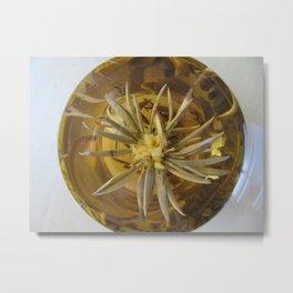Tea flower Metal Print