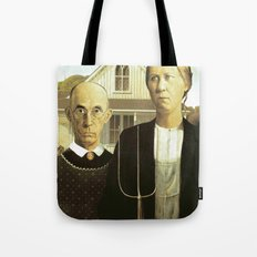 American Modern Tote Bag