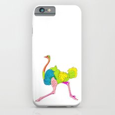Fashion Animals, Spring 2014 Collection: Vert Autruche Amour Slim Case iPhone 6s