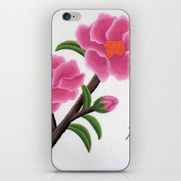 Tsubaki iPhone Skin