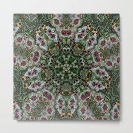 Multifacetted Kaleidoscope 7 Metal Print