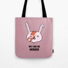 WE CAN BE HEROES Tote Bag