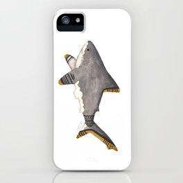 Tribal Shark iPhone Case