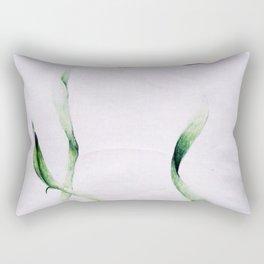 But Is An Iris Invisible? Rectangular Pillow