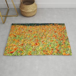 Peace and Harmony in The Colors of Sunshine Rug