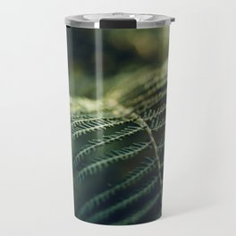 Green and Golden Travel Mug