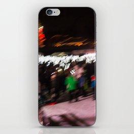 Torchlight descent iPhone Skin