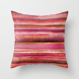 Sediment 3 Throw Pillow