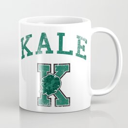 University of Kale Coffee Mug