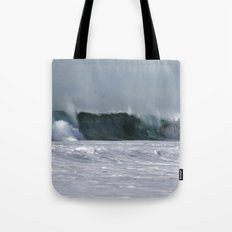 Fast as a Wave Tote Bag
