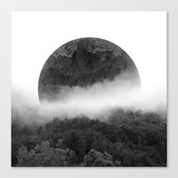 witchoria Canvas Prints featuring Still by witchoria