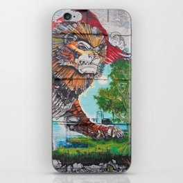 Detroit Chimera ( kī-ˈmir-ə ) iPhone Skin