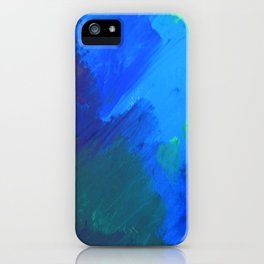 The woods are lovely, dark and deep  iPhone Case