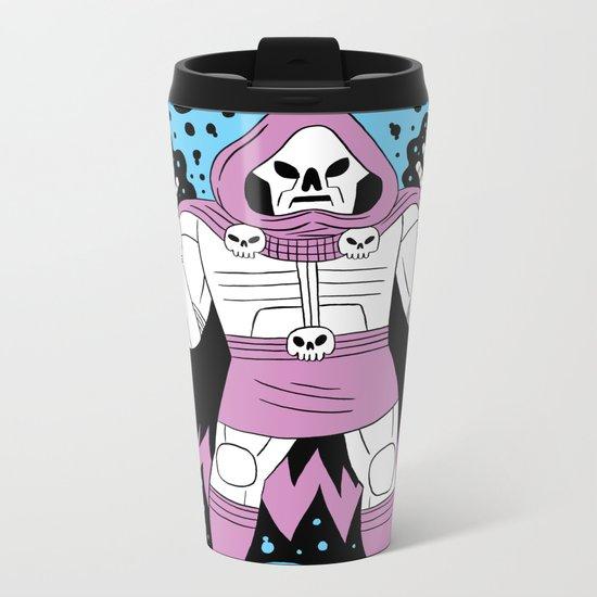 Necromancer Metal Travel Mug
